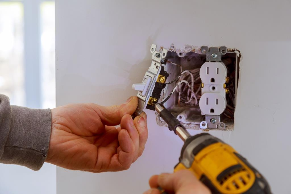 light switch repair