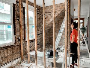 Extensive home repairs