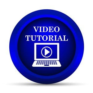 Blue play button to watch home buyer videos