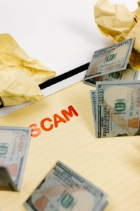 Avoid Cash for House Scams Image