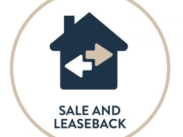 What is a Sale with a Leaseback?